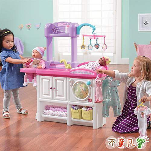 美國Step2 寶貝育嬰台