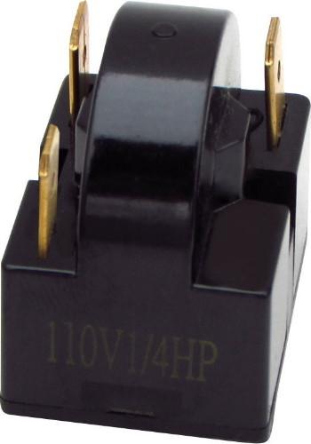 3P反對角通冰箱起動器冰箱啟動繼電器啟動器