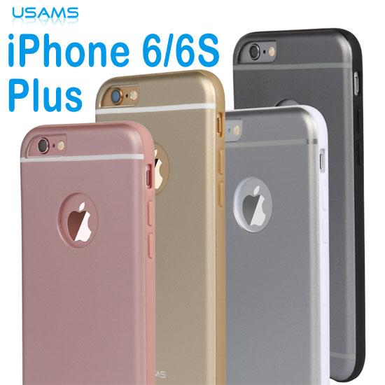 本色系列Apple iPhone 6 Plus 6S Plus 5.5吋輕薄保護殼防護軟殼手機背蓋手機殼外殼TPU
