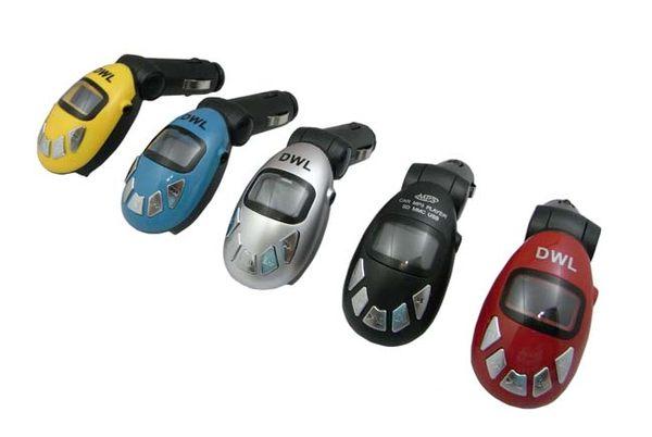 A7車用MP3轉播器加贈多功能遙控器通過NCC認證