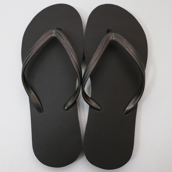素色橡膠人字拖鞋 女款-咖啡色|台製海灘拖 台灣製 人字拖 沙灘拖 夾腳拖 拖鞋 室內室外 兩用