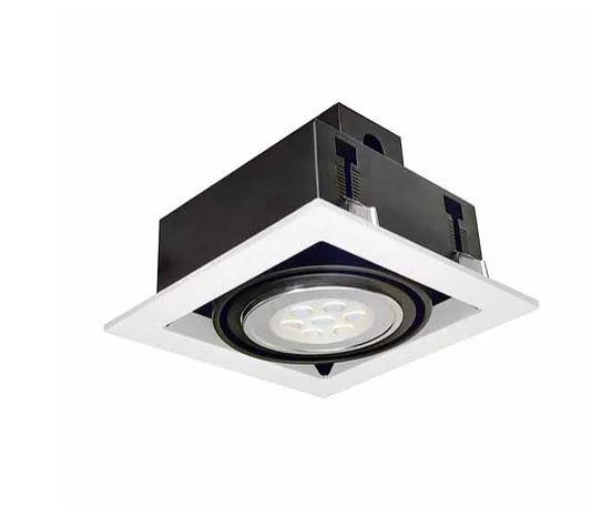 燈王AR111 LED 7W嵌燈白光黃光內附驅動器TYL14