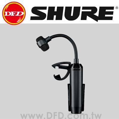美國 舒爾 SHURE PGA98D-LC 心形電容鼓用麥克風 公司貨 PGA98D