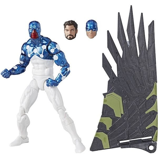 MARVEL漫威蜘蛛人6吋傳奇收藏人物系列人偶模型COSMIC SPIDER-MAN 51740孩之寶