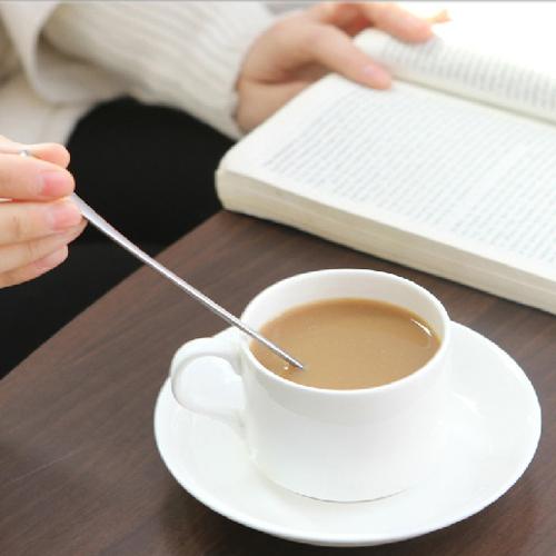 不鏽鋼長柄攪拌匙(1入) / 攪拌勺 / 咖啡勺 / 長柄小湯匙 / 長湯匙
