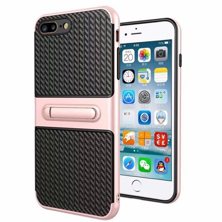 【SZ14】iphone 7 plus手機殼  旅行者支架 iphone 7 iphone 6 plus 手機殼