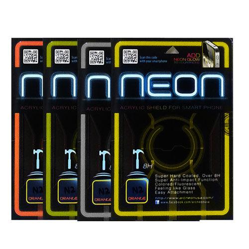 NEON SAMSUNG NOTE2螢光保護貼