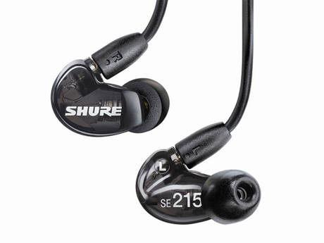 SHURE SE215 SE-215  動圈耳機 富銘公司貨 [My Ear 台中耳機專賣店]