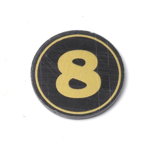 【九元生活百貨】1~20數字桌號標示牌 標示牌