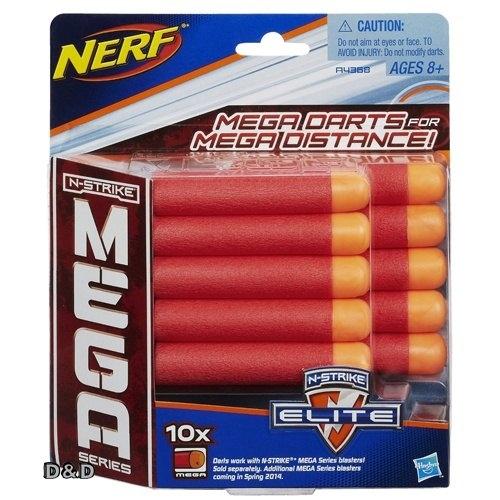 《 NERF 樂活打擊 》巨彈子彈補充包 ╭★ JOYBUS玩具百貨
