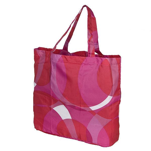 ADIDAS PERFORMANCE系列可收納式購物袋(桃紅) E42135