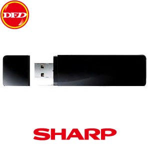 SHARP夏普WN8522D7-JU USB無線網卡公司貨