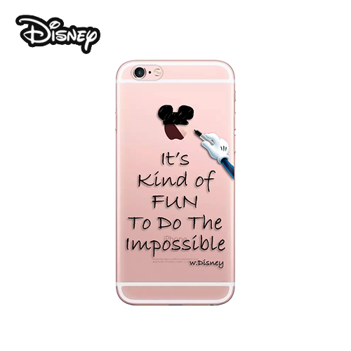 iPhone手機殼鐵盒精裝版可掛繩原創米奇金手指矽膠軟殼蘋果iPhone7 iPhone6手機殼