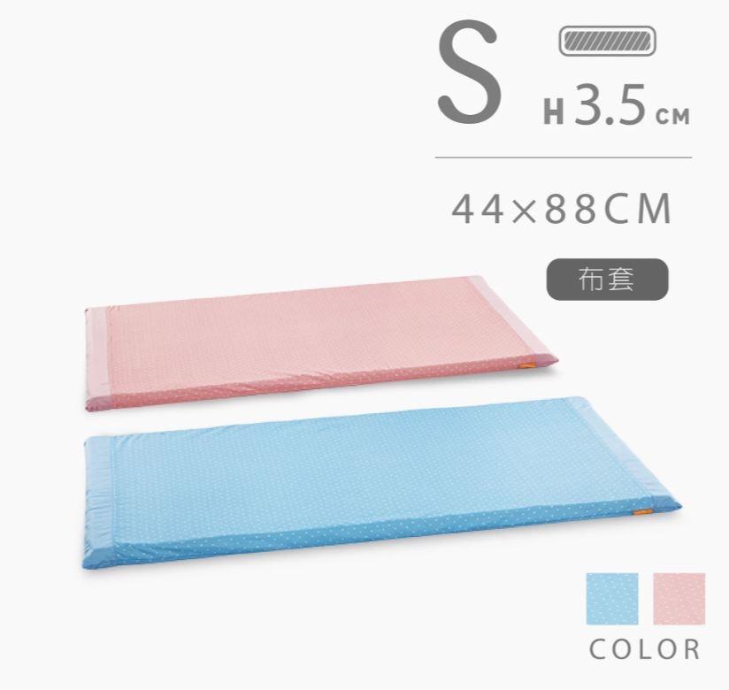 媽咪小站 mammyshop 天然乳膠嬰兒床墊布套(不含床墊) 3.5cm(S)