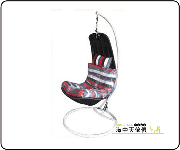 海中天休閒傢俱廣場B-68戶外休閒搖椅吊籃系列690-1彎月吊籃