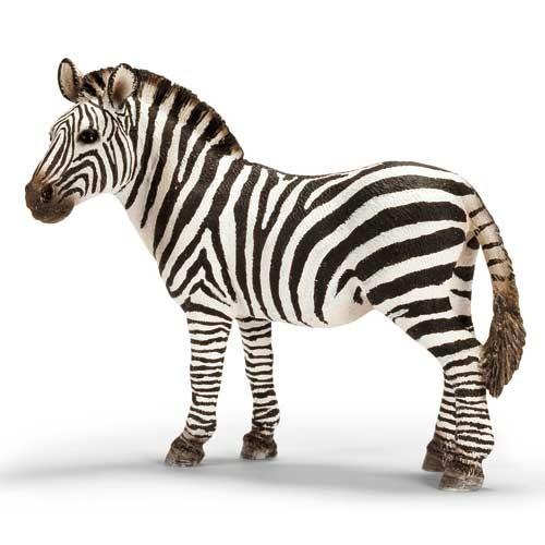 Schleich史萊奇動物模型史萊奇動物模型-雌斑馬SH14392