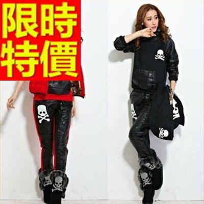運動服套裝三件式與眾不同獨一無二-舒適防寒純棉長袖女休閒服4色63s29時尚巴黎