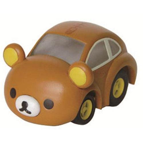 ★funbox玩具★阿Q迴力車MIX QM01 拉拉熊_ CQ81763