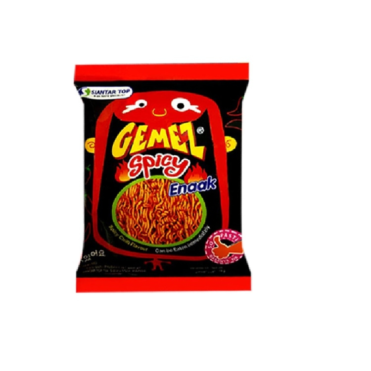 韓國 Enaak 辣味小雞點心麵 (單包)14g (辣味)/隨手包