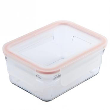 Glasslock耐熱強化無邊框保鮮盒長形1020ml