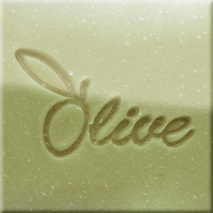 香草工房風格皂章~A015橄欖Olive