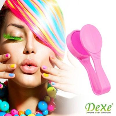 DEXE繽紛著色糖果夾粉紅色ECC003 AG05080