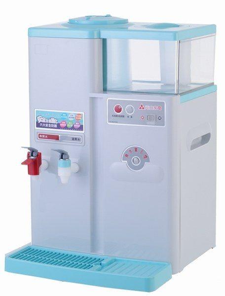 【艾來家電】【刷卡分期零利率 免運費】元山蒸氣式溫熱開飲機 YS-861DW