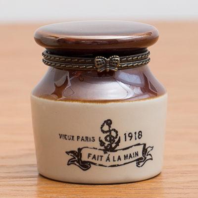 apmLife生活雜貨歐風陶瓷小物罐
