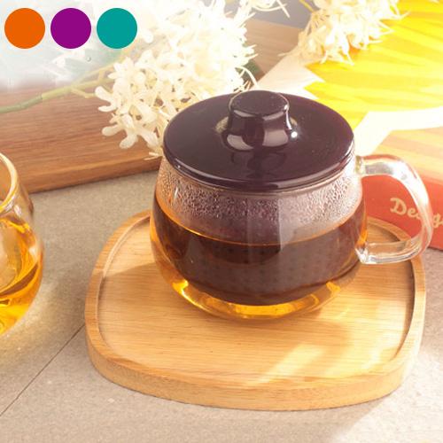 時尚茶杯 可微波加熱 耐冷耐熱 茶壺 茶包 茶壺 餐廳廚房《SV8238》快樂生活網