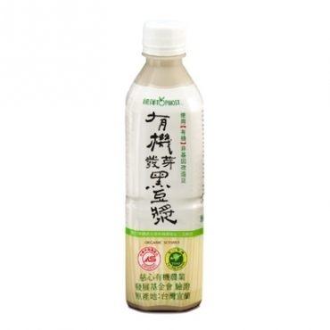 統洋 有機發芽黑豆漿 微糖(450毫升) 一瓶