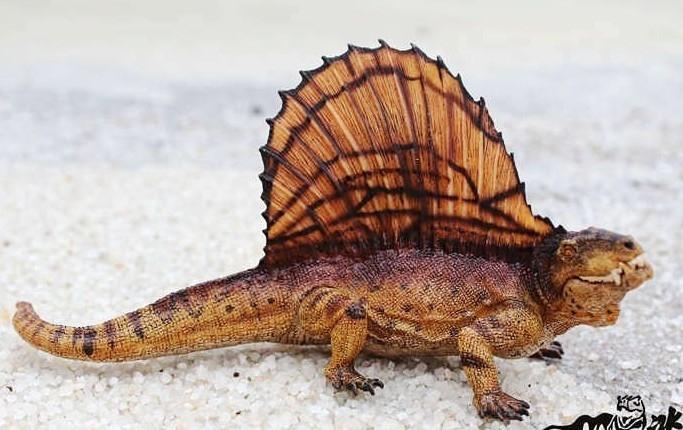 協貿國際侏羅紀世界恐龍玩具模型異齒龍