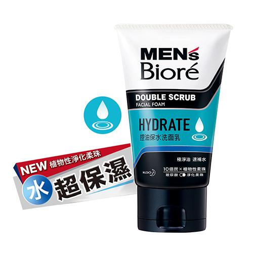 MEN's Biore控油保水洗面乳花王旗艦館