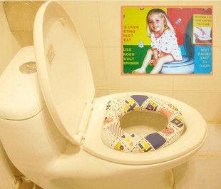 兒童馬桶坐便器墊