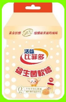 比菲多益生菌軟糖-原味30g/單包/暢銷商品【合迷雅好物超級商城】