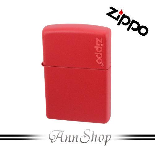 【Zippo‧紅烤漆ZIPPO打火機】全球知名防風打火機‧情人禮物