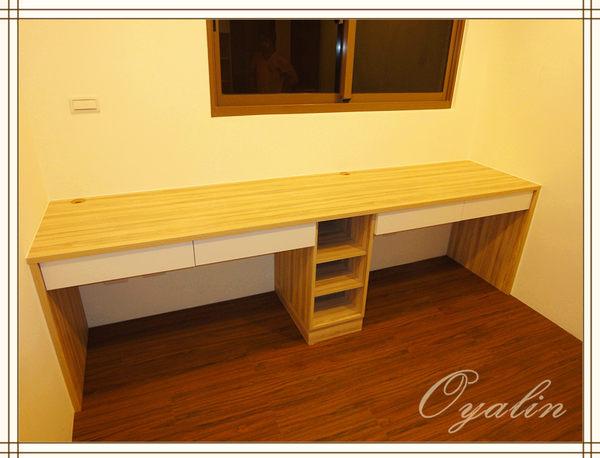 歐雅系統家具系統櫃系統書桌系統書櫃EGGER E1-V313防潮塑合板系統櫃工廠