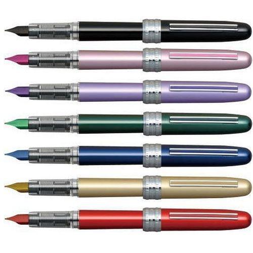 《☆享亮商城☆》PGB-500 綠 0.5鋼筆 #41  白金