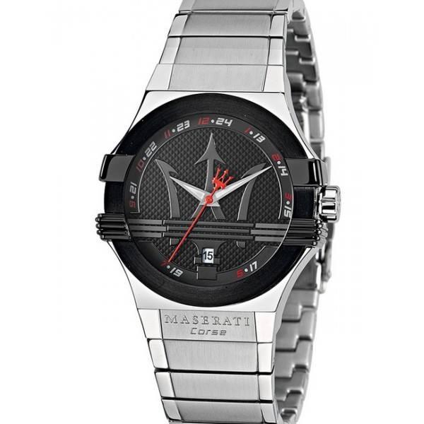 ★MASERATI WATCH★-瑪莎拉蒂手錶-鋼錶帶款-R8853108001-錶現精品公司-原廠正貨-鏡面保固一年