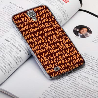機殼喵喵三星Samsung i9500 Galaxy S4手機殼客製化照片外殼全彩工藝SZ053