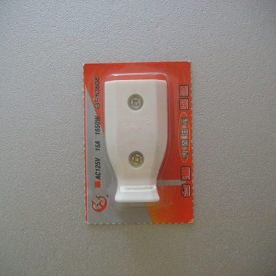 豪華型母插頭/插座/商品檢驗合格/台灣製造.安全便利有保障