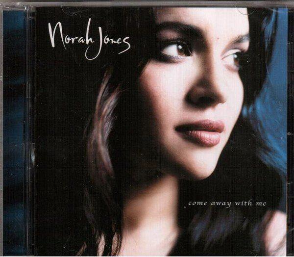 諾拉瓊絲遠走高飛CD音樂影片購
