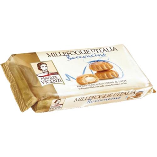 維西尼奶油夾心酥餅125g愛買