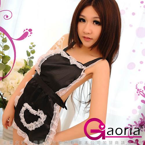 情趣用品睡衣推買就送潤滑液滿千再9折女帝Gaoria美味甜心女僕裝角色扮演性感睡衣