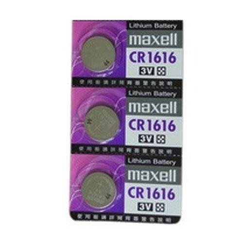 maxell水銀電池CR1616單顆