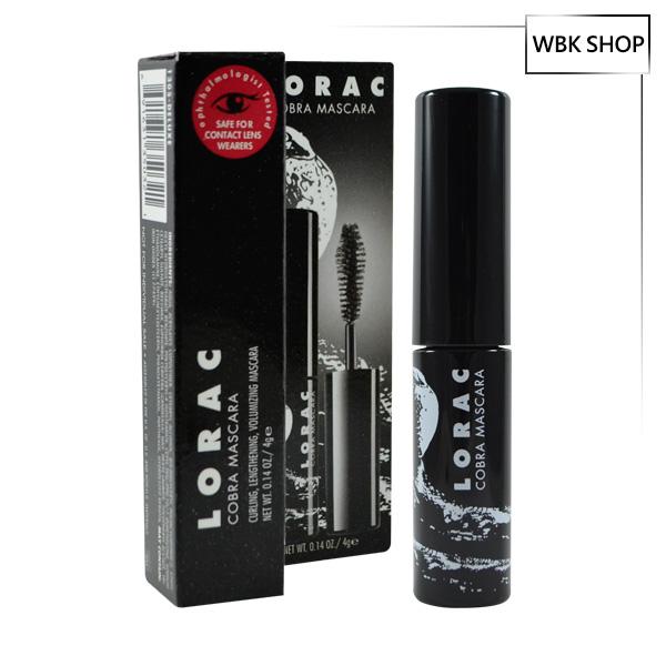 Lorac睫毛膏4g Cobra Mascara WBK SHOP