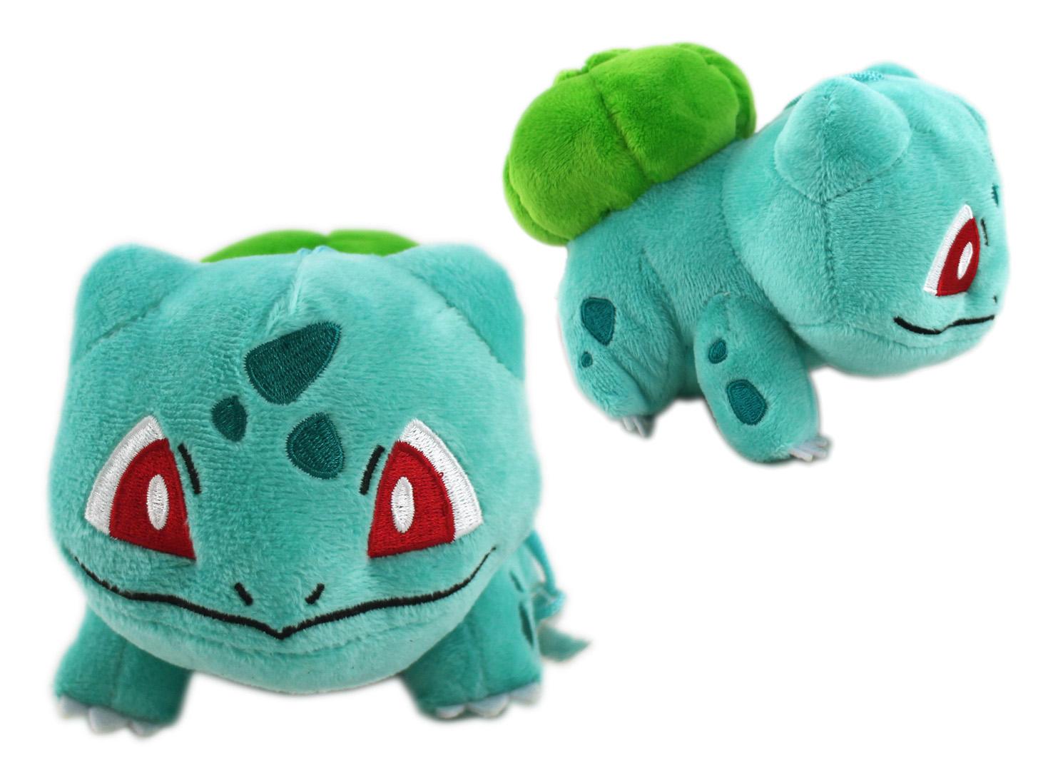 卡漫城妙蛙種子16cm絨毛玩偶版寶可夢神奇寶貝Pokemon娃娃布偶吊飾附吸盤裝飾