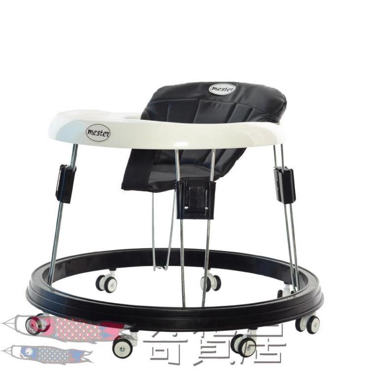 學步車嬰兒童滑行車可折疊助步車