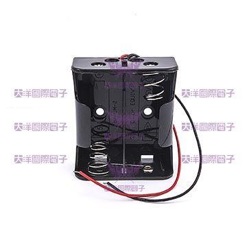 ◤大洋國際電子◢ 2號電池盒 2只 0864B