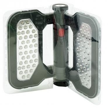 蝶翼式LED手電筒