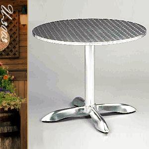 圓型餐桌.80CM鋁製圓桌(鋁包邊)圓茶几.置物桌.洽談桌.餐桌子.休閒桌.庭園桌.推薦哪裡買專賣店